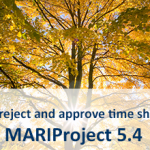 MARIProject prerecord hours
