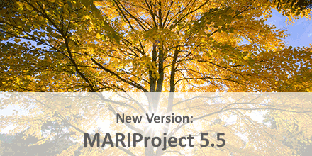 MARIProject Version 5.5